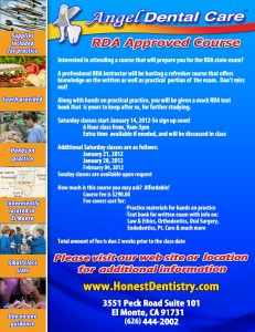 Angel Dental_flyer classes-email